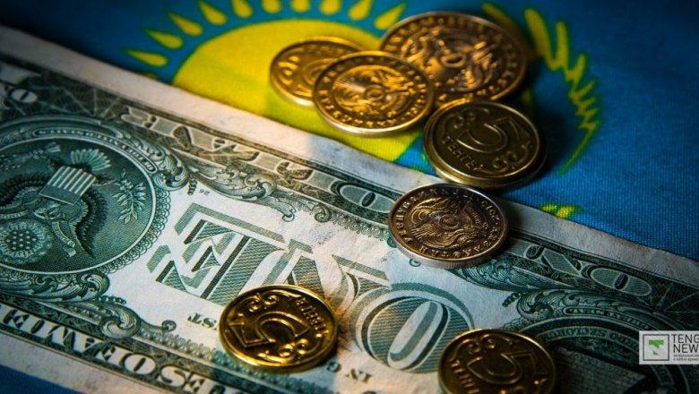 Курс доллара превысил 328 тенге
