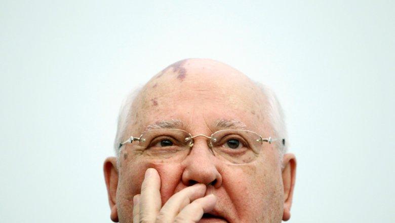 Мир подошел к небезопасной черте— Михаил Горбачев
