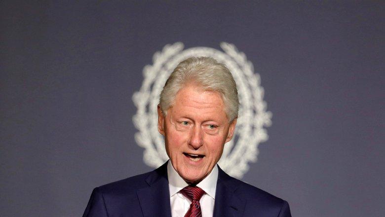 Билл Клинтон сказал, из-за чего Российская Федерация привела его вярость