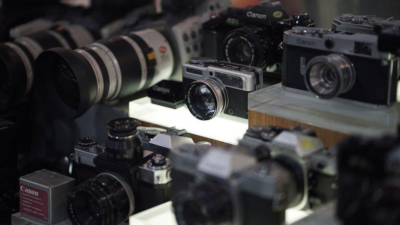 Canon распрощался с пленочной эпохой