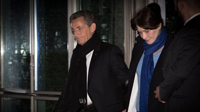 Познер обаресте Николя Саркози: «Видимо, у милиции  есть причины»