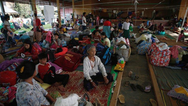 ВМьянме— крупнейшая вспышка лихорадки Денге