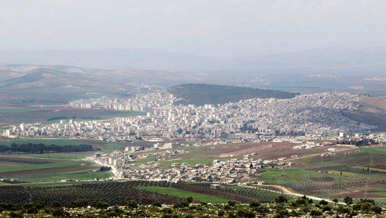 Турция проводит военную операцию натерритории Сирии