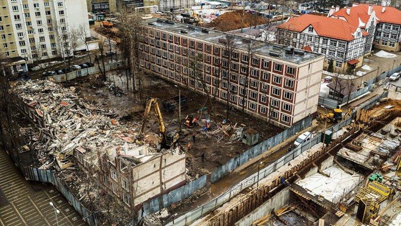 Очередной комитет Государственной думы поддержал законодательный проект ореновации жилфонда столицы