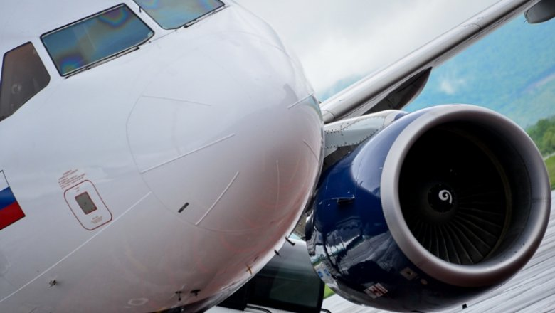Вернувшийся в российскую столицу Boeing отправили вХабаровск другим бортом
