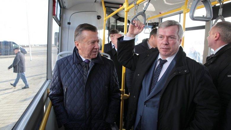 К 2020-ому году половину автобусов Ростова-на-Дону переведут нагаз