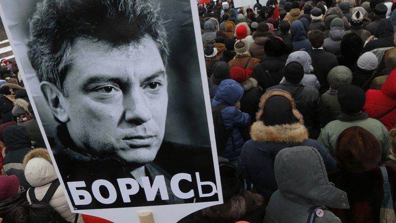 Сквер около русского посольства вКиеве будет назван вчесть Бориса Немцова