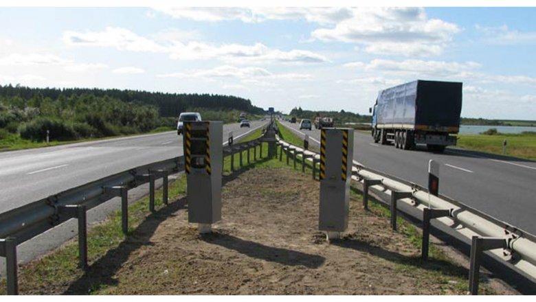 """Стали известны """"адреса"""" радаров скорости в Минской области на неделю"""