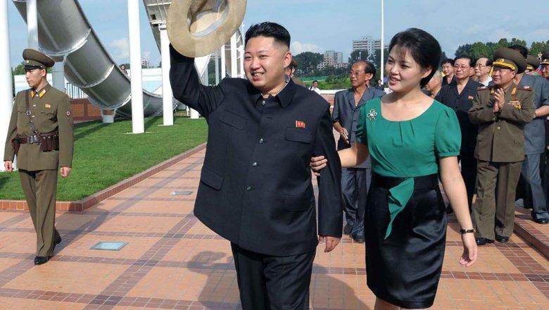 The Daily Star: Предположила, что супруга Ким Чен Ына тайно родила сына