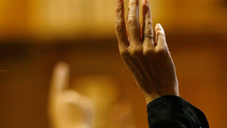 ЦИКРФ достигает ухода вотставку руководителя воронежского облизбиркома