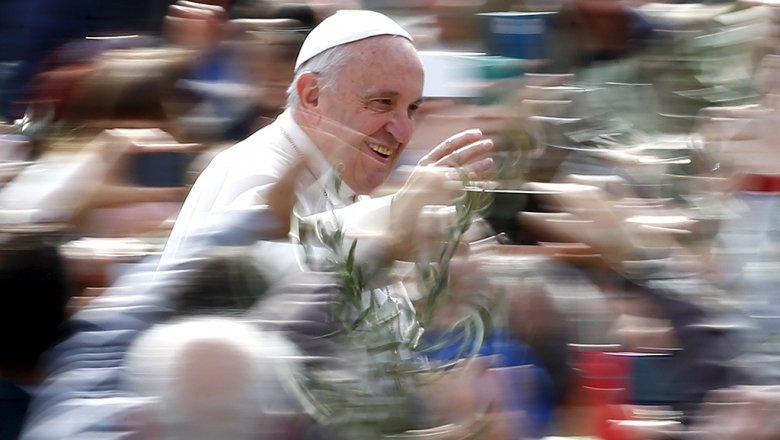 Папа Франциск посетил вРиме пристанище бывших проституток