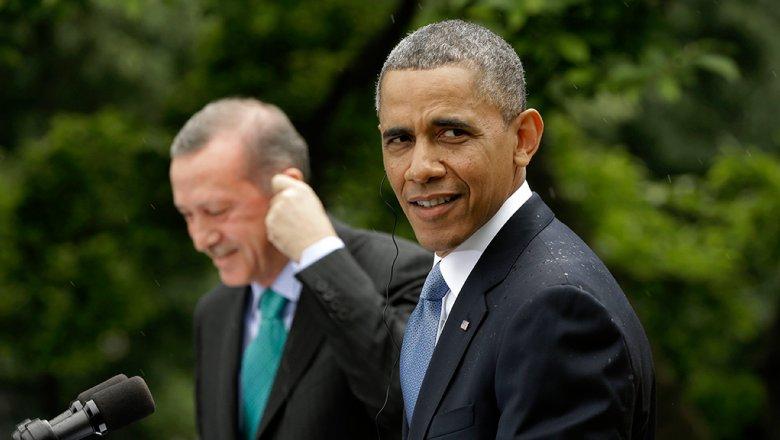 Обама согласился отправить Керри навстречу сЭрдоганом