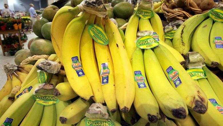 В России возможен дефицит бананов