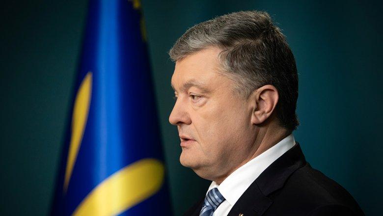 В партии Порошенко отреагировали на запись его разговора с Байденом