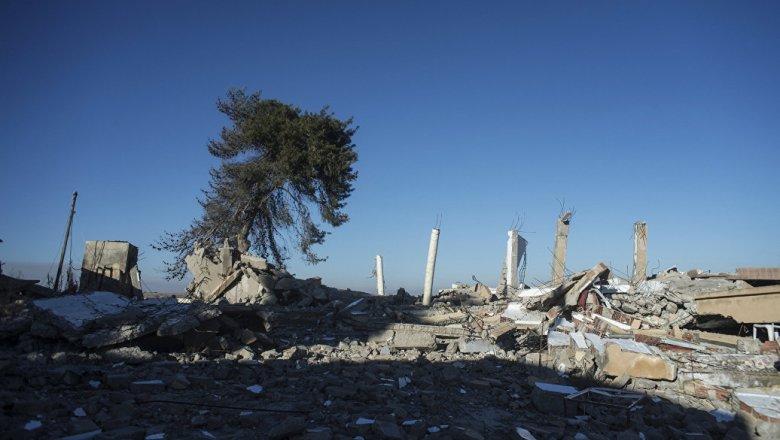 Сирийские СМИ говорили о жертвах в итоге авиаудара западной коалиции