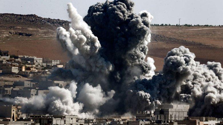 Жертвами удара коалиции поИГ под Раккой стали восемь мирных граждан