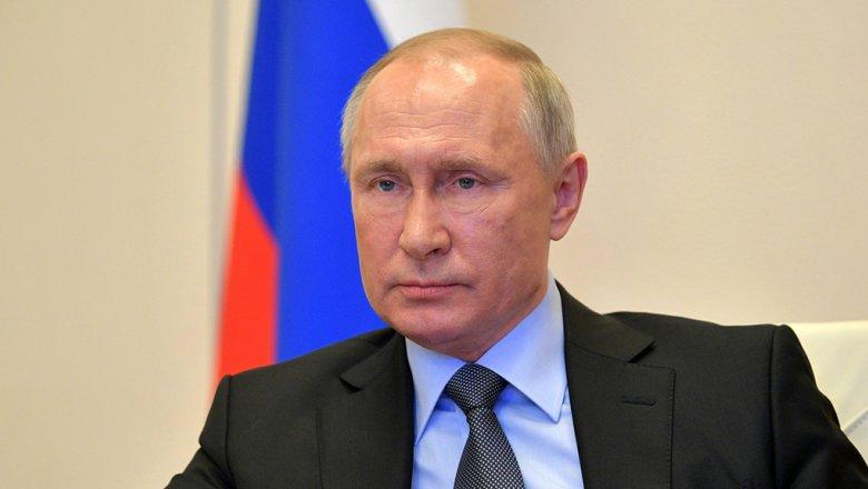 Путин: в стратегии действий по восстановлению экономики надо учитывать новую реальность