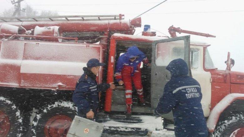 ВУкраине из-за непогоды обесточены 275 населенных пунктов вшести областях