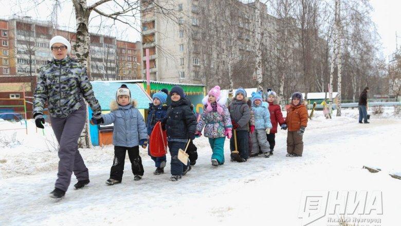 Наукрашение Нижнего Новгорода кНовому году истратят неменее 13 млн руб.