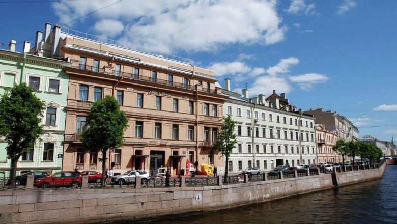 Загрузка отелей Петербурга летом достигла рекордных 90%