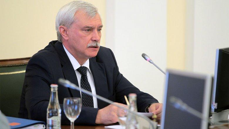 Полтавченко просит Минтранс незакрывать акваторию Невы впроцессе  Кубка Конфедераций
