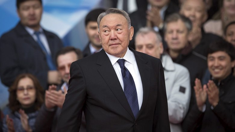 Небудете держать деньги вКазахстане, потом необижайтесь— Назарбаев