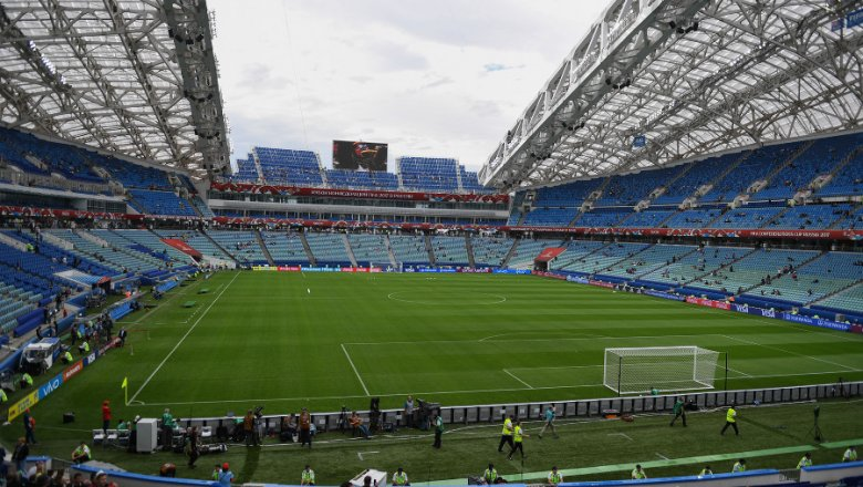 НаКубани создадут госкомпанию для эксплуатации стадиона «Фишт»