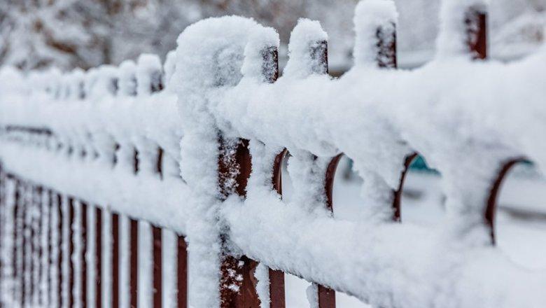 В российской столице предполагается снег игололедица