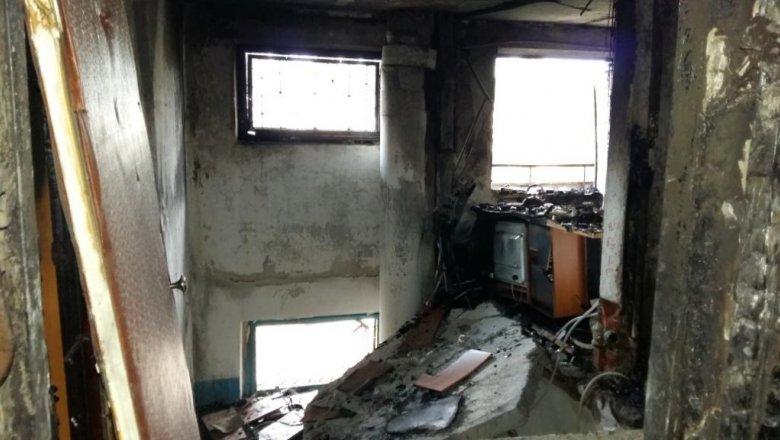 Взрыв вПавлограде: разрушено 5 квартир