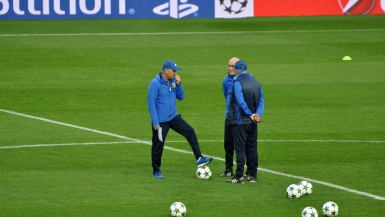 «Ростов» уступил «Атлетико» вЮношеской лиге УЕФА