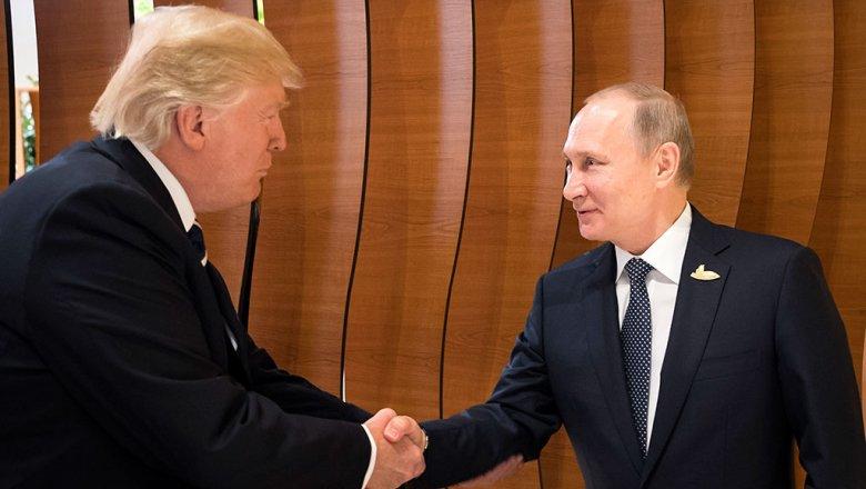 В Белом доме рассказали о разговоре Путина и Трампа