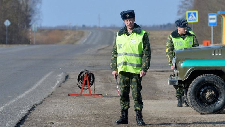 ВМВД поведали осроках установки постов награнице с республикой Белоруссией