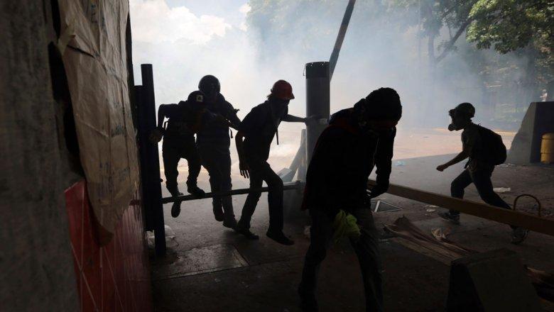 Число жертв впротестах вВенесуэле выросло до 34 человек
