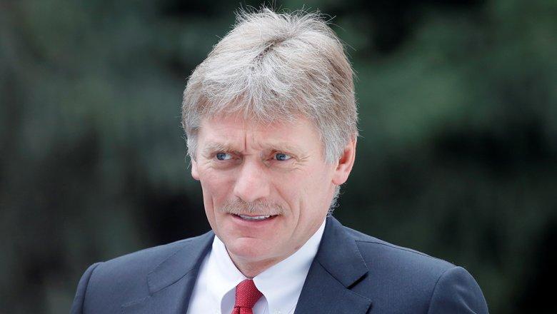 Песков считает, что дело Сафронова не является темой для вмешательства президента