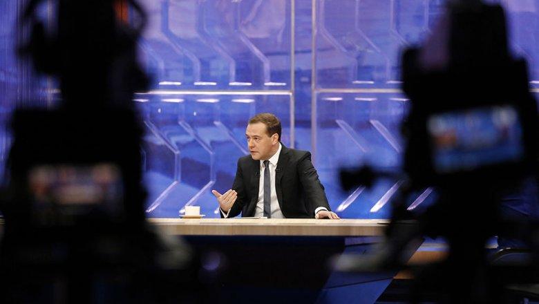 Евгений Куйвашев оповестил Дмитрию Медведеву осоциально-экономическом развитии Среднего Урала
