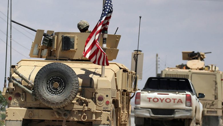 Пентагон объявил о выводе тысячи военных из Сирии из-за турецкой операции