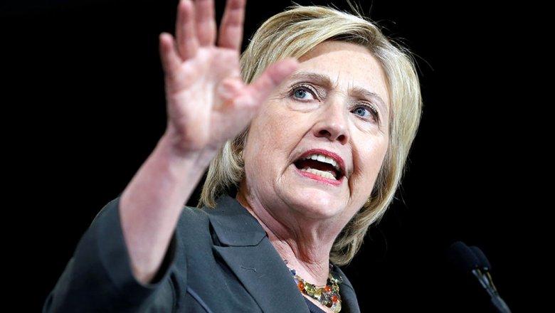 Хиллари Клинтон создает новую политическую группу для противостояния Трампу