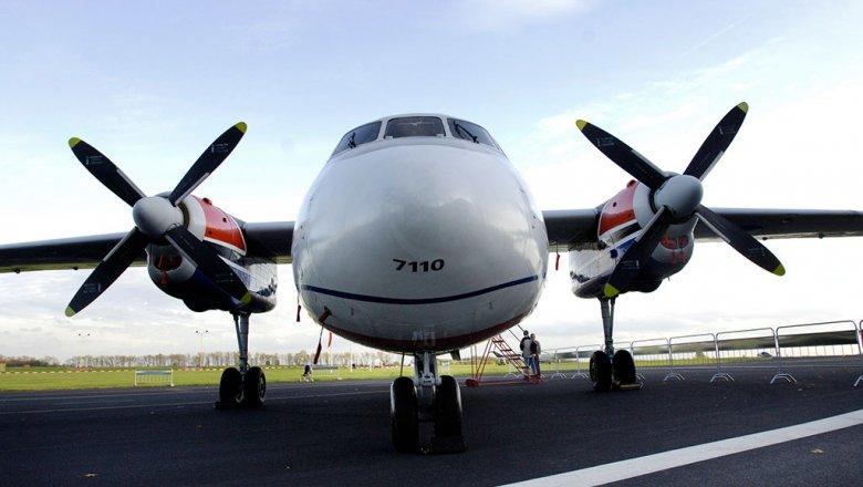 Самолёт вернулся ваэропорт Иркутска из-за разгерметизации