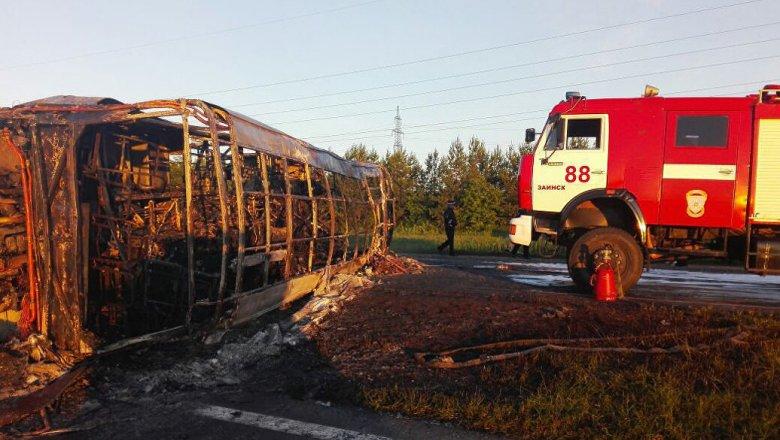Владелец поведал отехническом состоянии попавшего вДТП вТатарстане автобуса