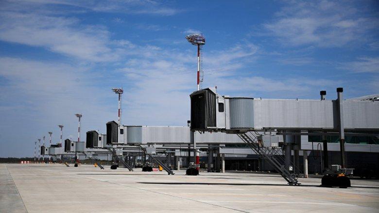 Новый ростовский аэропорт «Платов» принял первые самолёты