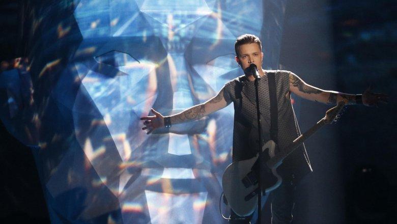 Финал Евровидения 2017: видео свыступления SunStroke Project