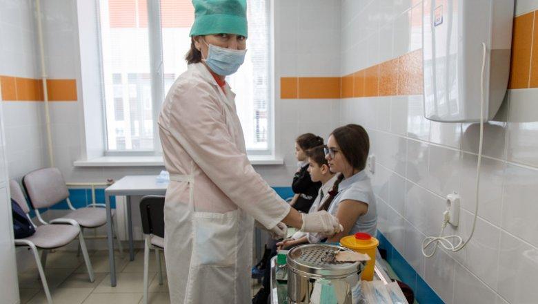 Практически 18% населения Волгоградской области привиты отгриппа