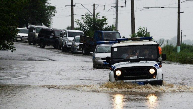 28 населенных пунктов Приморья остаются подтопленными— МЧС
