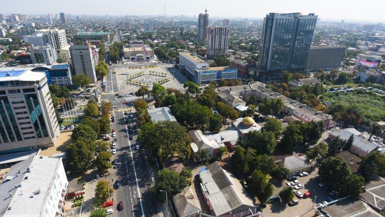 Помощник главы города: Население Краснодара— 1,3 млн человек