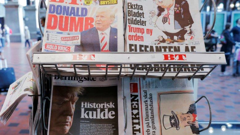 В Кремле дистанцировались от «международного шопинга» Трампа
