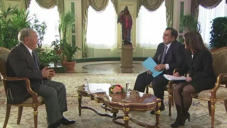 Назарбаев: надобности менять название Астаны нет