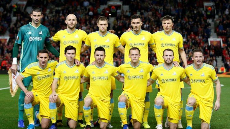 Манчестер юнайтед сборная европы составы