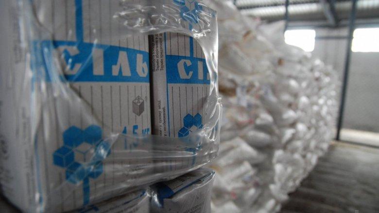 Насолили: в Российской Федерации больше небудет европейской соли