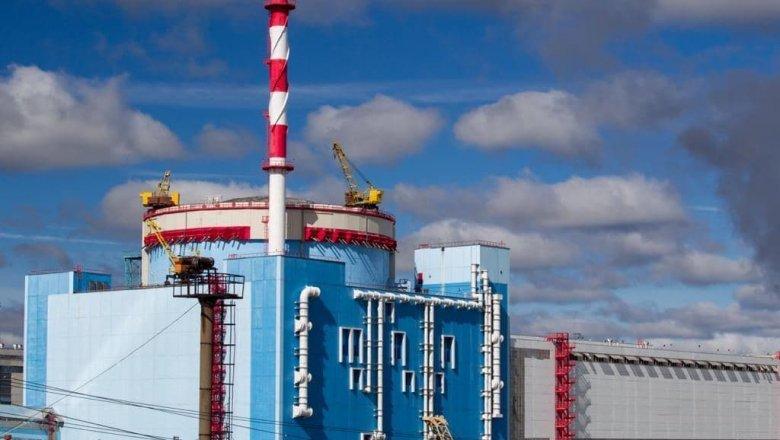 Энергоблок Калининской АЭС остановили из-за срабатывания автоматики