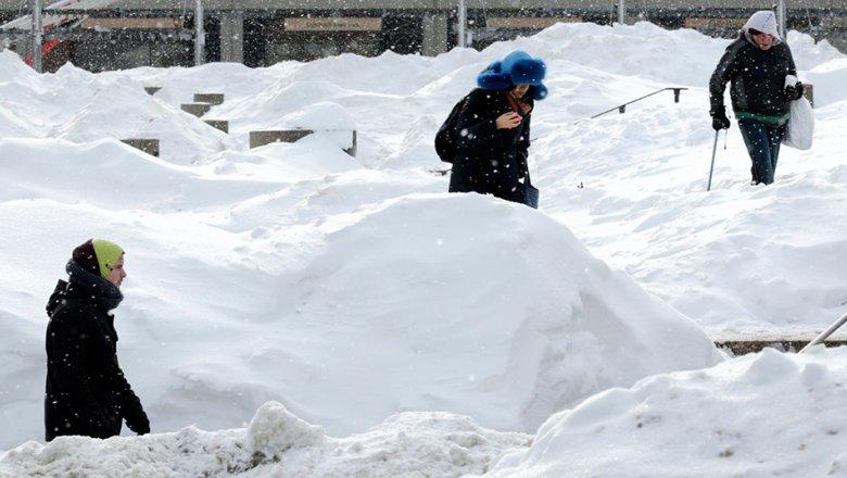 Синоптики обещают томичам снег ипорывистый ветер вчетверг